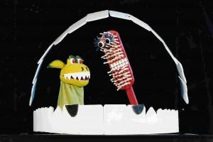 <!--:CA-->Dents netes, sí!<!--:--> @ Centre Cívic Zona Nord | Barcelona | Catalunya | Espanya