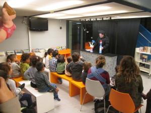Poetada Gratinada @ Biblioteca de Bellvitge | L'Hospitalet de Llobregat | Catalunya | Espanya